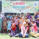 Pendidikan Anak-anak Pulau Tegal Lampung perlu Perhatian